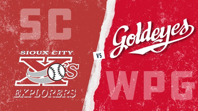Goldeyes Highlights: August 5, 2021 v...