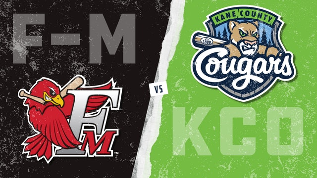 Fargo-Moorhead vs. Kane County (7/20/21)