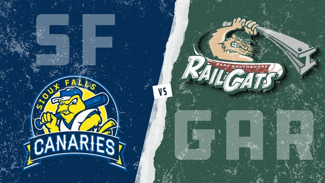 Sioux Falls vs. Gary SouthShore (8/3/21)