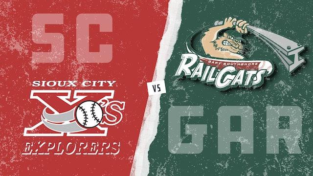 Sioux City vs. Gary SouthShore (6/13/21)