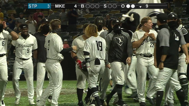 Milkmen Highlights - MKE 4 SP 3 081420