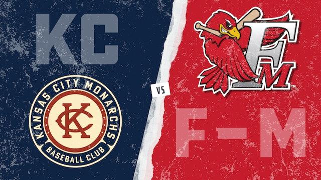 Kansas City vs. Fargo-Moorhead (8/3/21)
