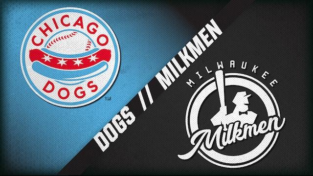 Chicago vs. Milwaukee (7/4/20)
