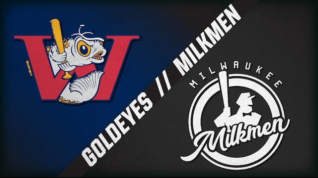 Winnipeg vs. Milwaukee (8/19/20)