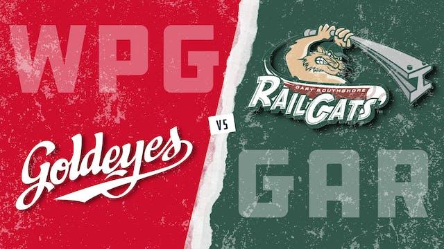 Winnipeg vs. Gary SouthShore (8/29/21)