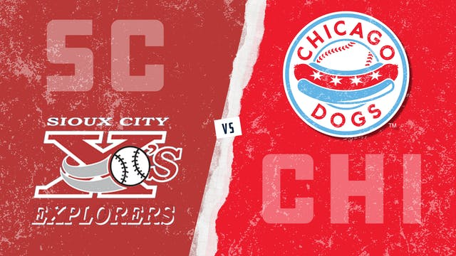 Sioux City vs. Chicago - Game 1 (5/29...