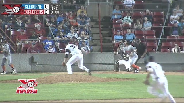 Dylan Kelly Starts Key Double Play