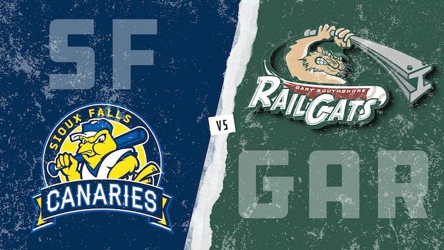 Sioux Falls vs. Gary SouthShore (8/5/...