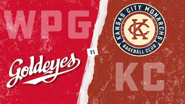 Winnipeg vs. Kansas City (6/19/21) - ...