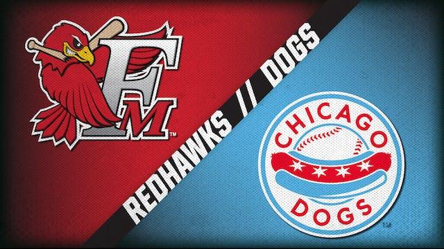 Fargo-Moorhead vs. Chicago (7/18/20)