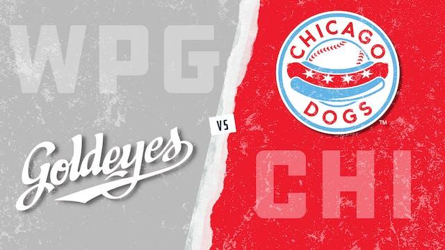 Winnipeg vs. Chicago - Game 1 (8/11/21)