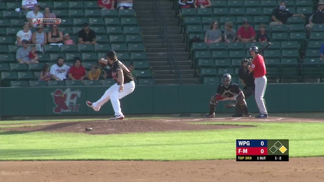Goldeyes Highlights: July 23, 2020 at Fargo-Moorhead (Game One)