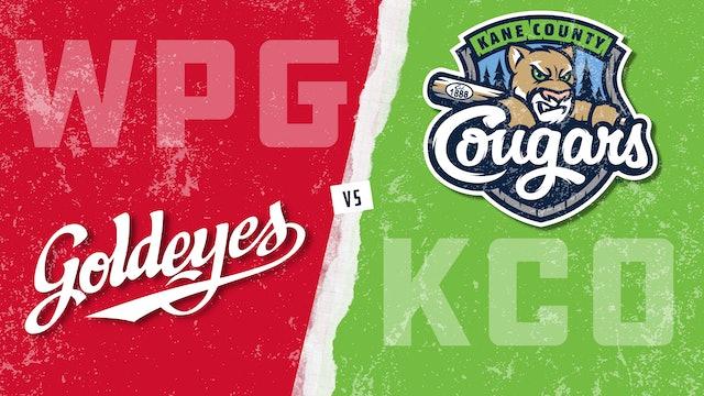 Winnipeg vs. Kane County - Game 1 (5/29/21)