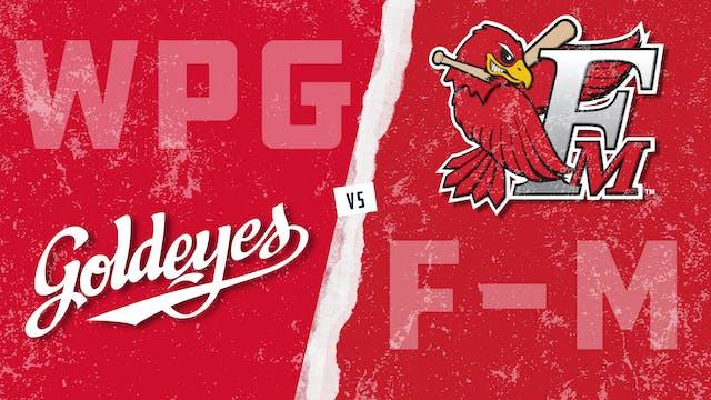 Winnipeg vs. Fargo-Moorhead (7/18/21)