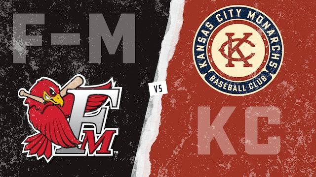 Fargo-Moorhead vs. Kansas City (5/21/21) - Part 1