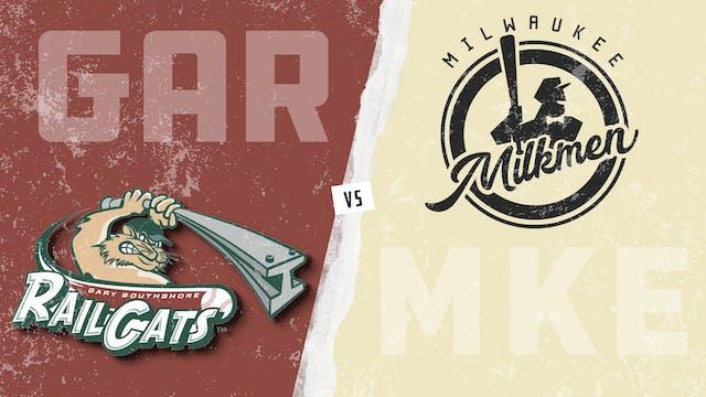 Gary SouthShore vs. Milwaukee (7/16/21)