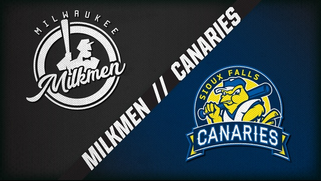 Milwaukee vs. Sioux Falls (7/30/20)