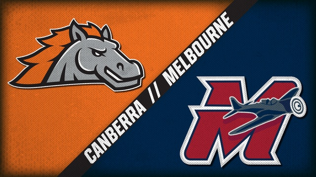Canberra Cavalry vs. Melbourne Aces (1/15/21)