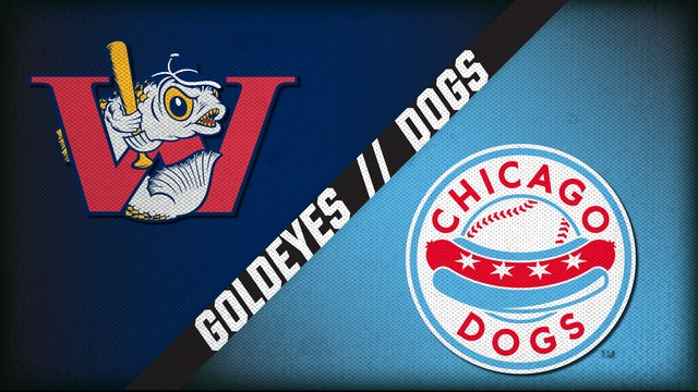 Winnipeg vs. Chicago - Game 1 (9/3/20)