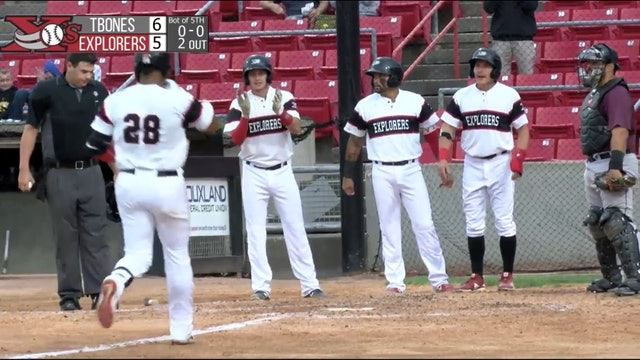 Jose Sermo's Grand Slam Get's X's Back In the Game
