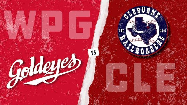 Winnipeg vs. Cleburne (6/16/21)