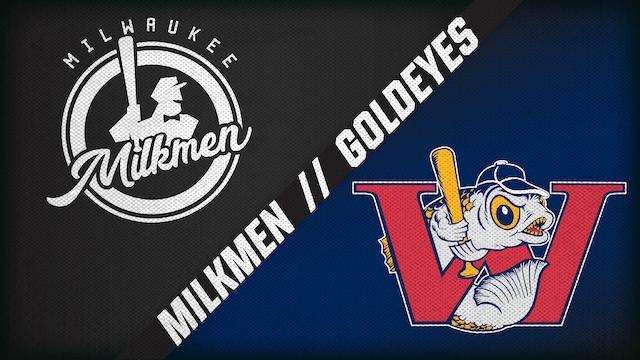 Milwaukee vs. Winnipeg - Game 1 (9/9/20)