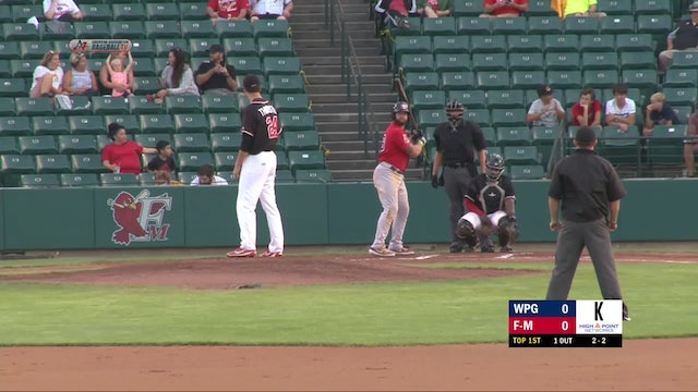 Goldeyes Highlights: July 23, 2020 at Fargo-Moorhead (Game Two)