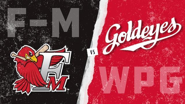 Fargo-Moorhead vs. Winnipeg (7/7/21)