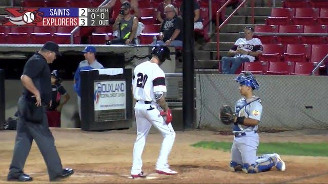 Jeremy Hazelbaker Clutch Home Run