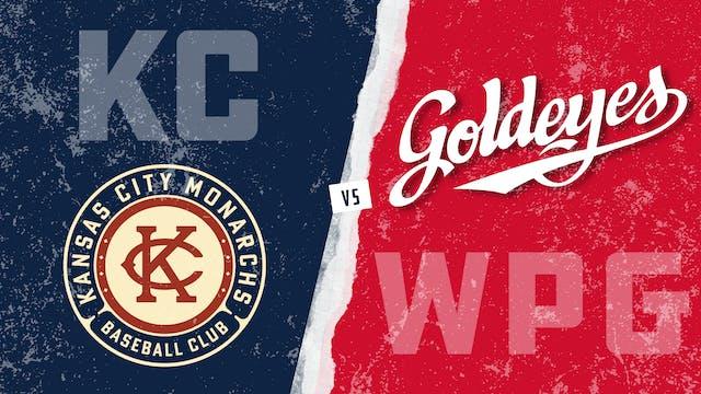 Goldeyes Highlights: July 25, 2021 vs...