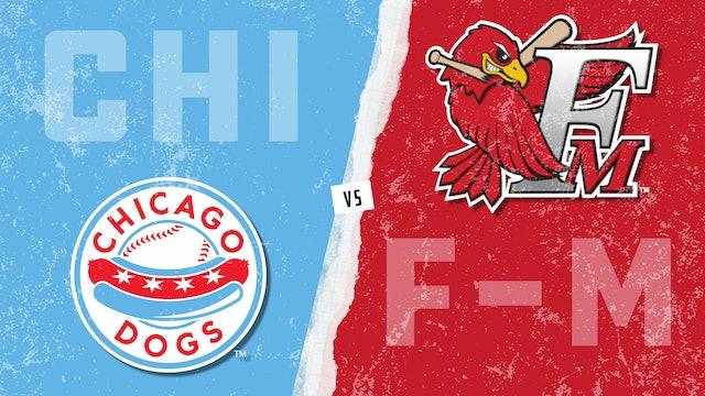 Chicago vs. Fargo-Moorhead (5/25/21)