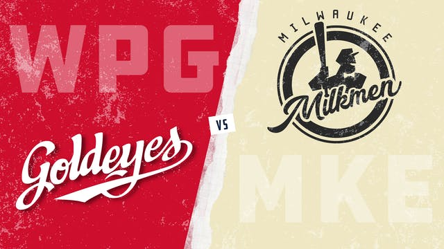 Winnipeg vs. Milwaukee - Games 1 & 2 ...