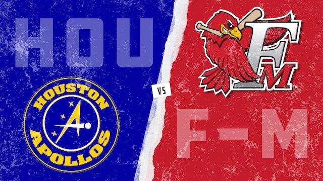 Houston vs. Fargo-Moorhead (5/28/21)