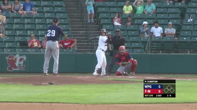 Goldeyes Highlights: August 26 at Fargo-Moorhead (Game One)