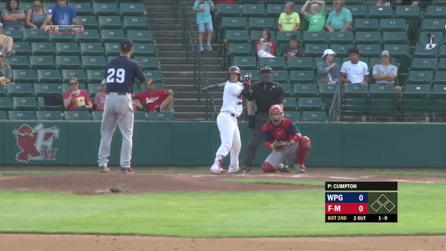 Goldeyes Highlights: August 26 at Far...