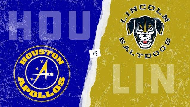 Houston vs. Lincoln (9/3/21)