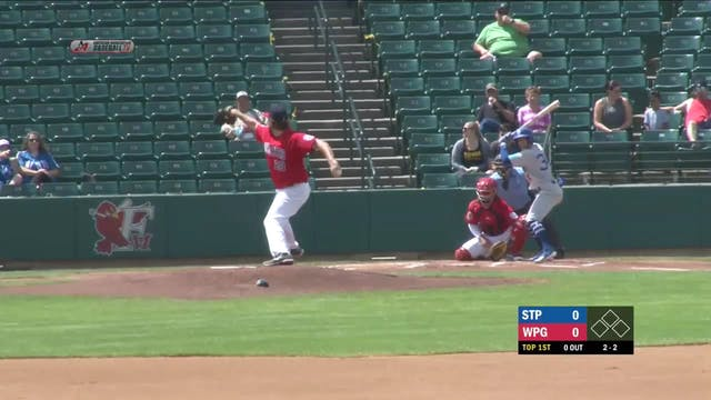 Goldeyes Highlights: August 1, 2020 v...