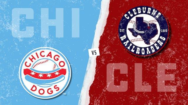 Chicago vs. Cleburne (8/2/21)