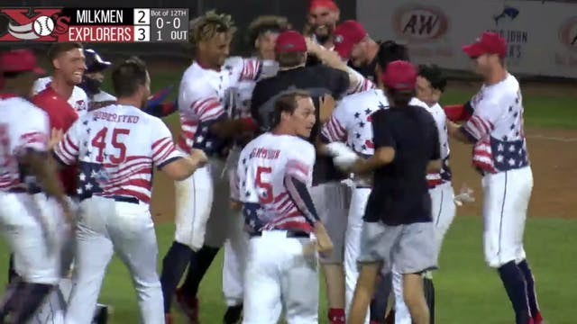 Dexture McCall's 4th of July Walk Off