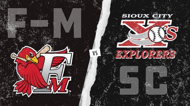 Fargo-Moorhead vs. Sioux City (8/7/21)