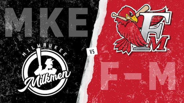 Milwaukee vs. Fargo-Moorhead (7/4/21)