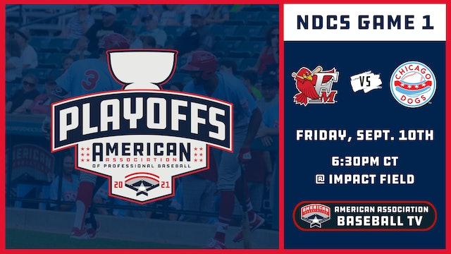 Fargo-Moorhead vs. Chicago - Game 1 (9/10/21)