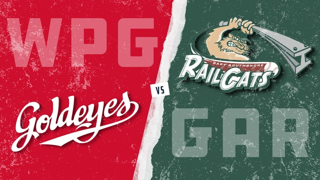Winnipeg vs. Gary SouthShore (8/27/21)