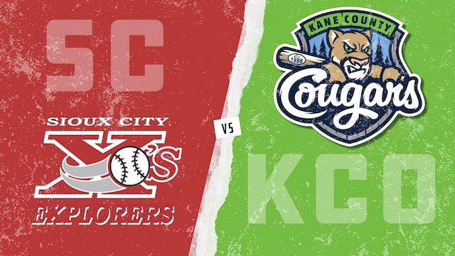 Sioux City vs. Kane County (6/17/21) - Part 28