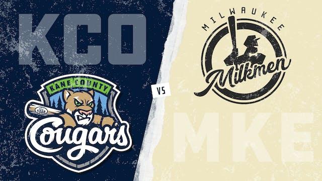 Kane County vs. Milwaukee (6/19/21) -...
