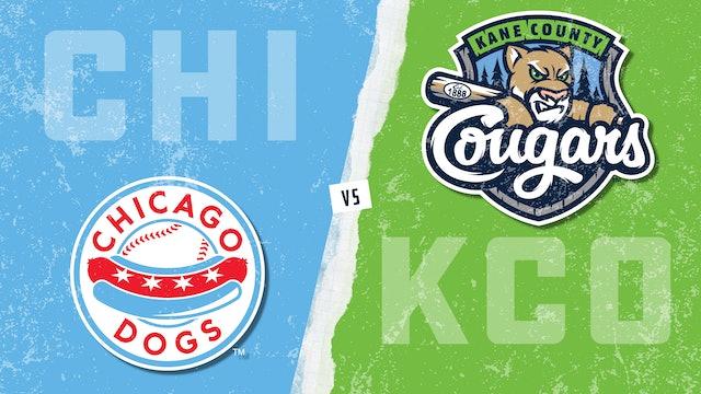 Chicago vs. Kane County (5/18/21) - Part 1