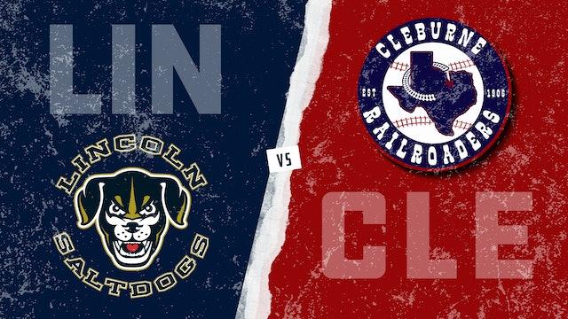 Lincoln vs. Cleburne (5/22/21)