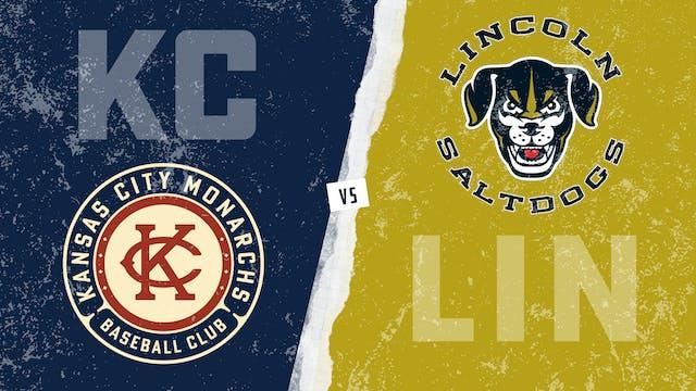 Kansas City vs. Lincoln (7/22/21)