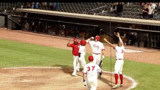 Blake Allemand Walk-Off Home Run: Milwaukee vs. Chicago (8/29)
