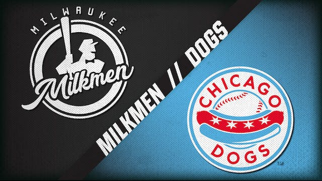 Milwaukee vs. Chicago (8/13/20)